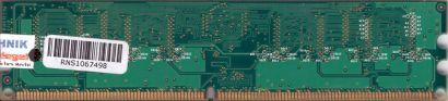 Samsung M378T2863DZS-CE6 PC2-5300 1GB DDR2 667MHz Arbeitsspeicher RAM* r456