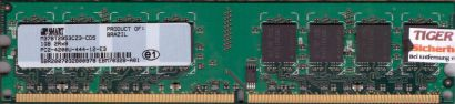 Smart M378T2953CZ3-CD5 PC2-4200U CL4 1GB DDR2 533MHz Arbeitsspeicher RAM* r465