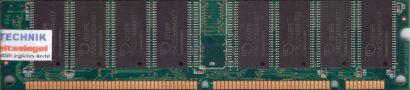 Kingston KVR133X64C3 512 PC133 512MB SDRAM 133MHz 9905220-007 A00 SD RAM* r472