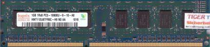Hynix HMT112U6TFR8C-H9 N0 AA PC3-10600 1GB DDR3 1333MHz HP 497156-888 RAM* r496
