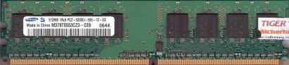 Samsung M378T6553CZ3-CE6 PC2-5300 512MB DDR2 667MHz HP 377725-888 RAM* r502