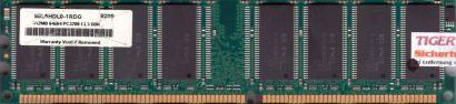 NoName PC-3200 512MB DDR1 400MHz Arbeitsspeicher DDR RAM diverse Marken* r507