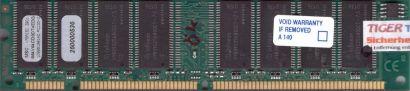 MSC 864V64CD3DT4EDG 75AISI PC133 512MB SDRAM 133MHz Arbeitsspeicher SD RAM* r512