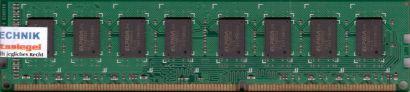 Transcend PC3-10600 2GB DDR3 1333MHz CL9 Arbeitsspeicher RAM* r515