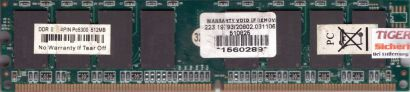 NoName PC2-5300 512MB DDR2 667MHz Arbeitsspeicher DDR2 RAM diverse Marken* r537