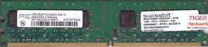 Aeneon AET760UD00-370B97X PC2-4200 1GB DDR2 533MHz Arbeitsspeicher RAM* r539