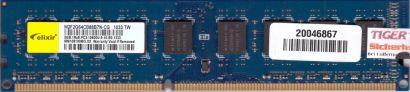 Elixir M2F2G64CB88B7N-CG PC3-10600 2GB DDR3 1333MHz Arbeitsspeicher RAM* r556