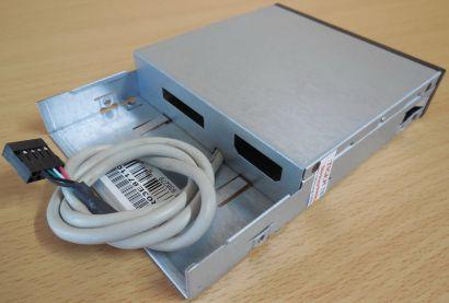 Card Reader CR03E 3.5 Multi Slot Kartenleser* KL39