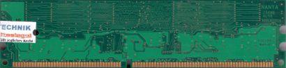 Elixir M2U51264DS88B1G-5T PC-3200 512MB DDR1 400MHz Arbeitsspeicher RAM* r562
