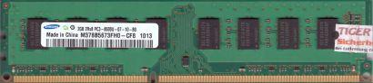 Samsung M378B5673FH0-CF8 PC3-8500U 2GB DDR3 1066MHz Arbeitsspeicher RAM* r566