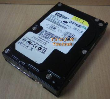 Western Digital Caviar WD1600JB -75GVA0 Festplatte HDD IDE 160GB 3,5 f269