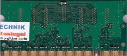 Samsung M470T3354BG0-CCC PC2-3200 256MB DDR2 400MHz SODIMM Arbeitsspeicher* lr47