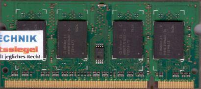 Infineon HYS64T64020EDL-3S-C PC2-5300 512MB DDR2 667MHz SODIMM RAM* lr50