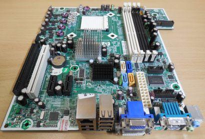 HP MS-7500 Ver1.1 461537-001 450725-003 Mainboard Sockel AM2+ dc5850 SFF* m835