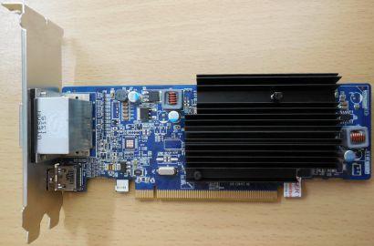 Sapphire AMD Radeon HD6450 1GB DDR3 64 Bit Silent HDMI 2 DVI PCI-E 2.1 x16* g357