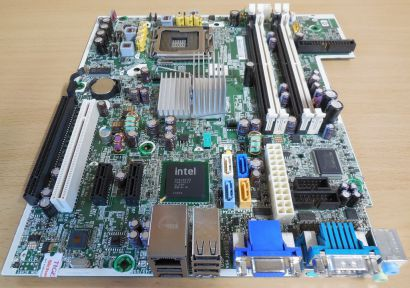 HP Cheetah Rev A 461536 450667 001 Mainboard Intel Sockel 775 dc5800 SFF* m840
