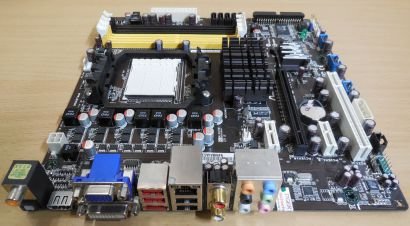 Asus M4A78-HTPC Rev1.02G Mainboard AMD Sockel AM3 AM2+ DDR2 VGA HDMI PCIe* m844