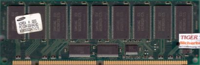 Samsung M390S3320AT1-C75 PC133 256MB 133MHz Server ECC Registered SD RAM* r592