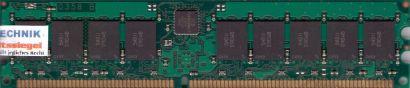 Micron MT18VDDF12872G-335D3 PC-2700R 1GB DDR1 333MHz Server ECC Reg RAM* r598