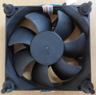 AVC DS08025T12U FRU 89Y1659 4-pol 80mm Gehäuse Lüfter ThinkCentre A70* gl91