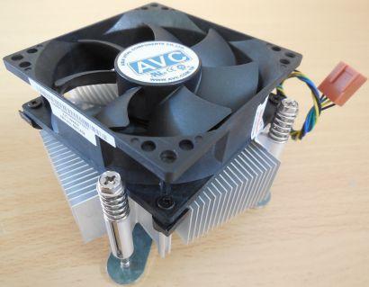 AVC Lenovo 89Y1658 89Y1660 Sockel 775 CPU Kühler 4pin 80mm Prozessorkühler*ck306