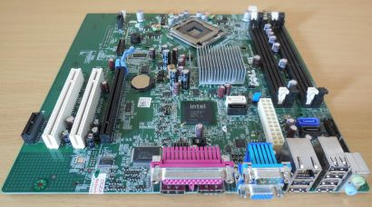 Dell Optiplex 780 MT Mainboard 0C27VV Rev A03 Sockel 775 Intel Q45 PCIe VGA*m854