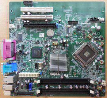 Dell Optiplex 780 MT Mainboard 0C27VV Rev A03 Sockel 775 Intel Q45 PCIe VGA*m854