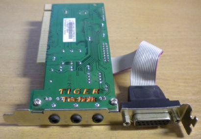 Asound ASP003 PCI Soundkarte mit ALS4000 Chip bis Windows XP* s24