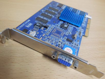Hercules 3D Prophet II MX 64 MB 128 Bit SDR VGA AGP Grafikkarte* g362