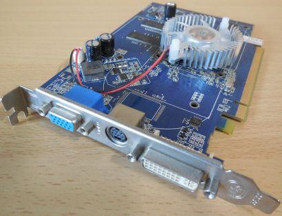 Sapphire ATI Radeon X1300 256MB VGA DVI VIVO PCI-Express PN 87-BC87-01-NE* g363
