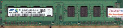 Samsung M378B2873FH0-CH9 PC3-10600 1GB DDR3 1333MHz Arbeitsspeicher RAM* r610