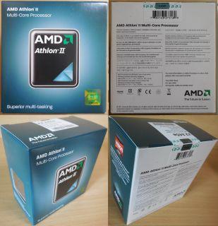 CPU AMD Athlon II X2 245e AD245EHDK23GM Dual Core 2x2.9GHz Sockel AM3 AM2+* c558