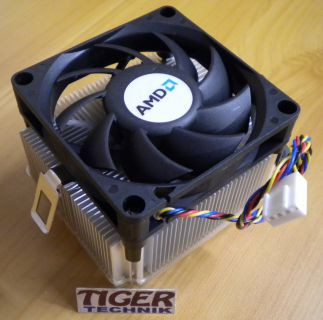 AMD CPU Lüfter CMDK8-7G52B-A1-GP Sockel AM2 AM2+ AM3+ AM3 939 940 754* ck309