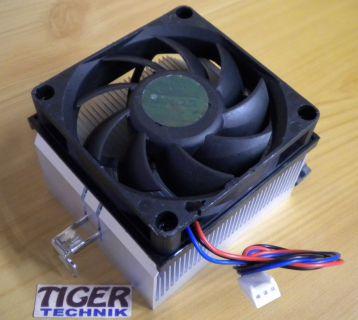 AMD CMDK8 7I52D A7 Sockel AM2 AM2+ AM3 939 940 754 70mm CPU Lüfter* ck313