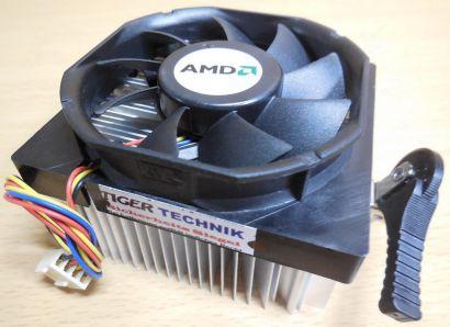 AMD AV Z7LH01G101 3009 CPU Lüfter Sockel AM2 AM2+ 939 754 Athlon 64 70mm* ck320