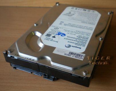 Seagate Barracuda 7200.9 ST380811AS Festplatte HDD SATA 80GB 3,5 f287