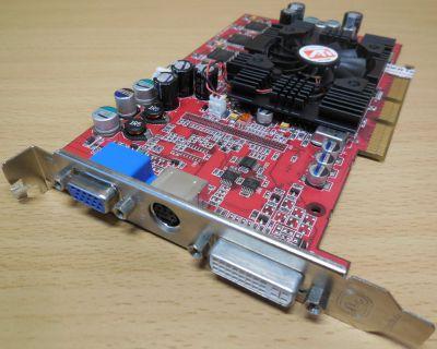 ATI Radeon 9500 Pro 9700 GPU R300 128 MB 128 Bit DDR AGP 8x VGA VIVO DVI* g371