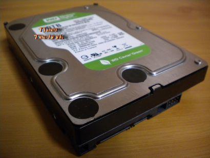 Western Digital Caviar Green WD7500AARS-00Y5B1 Festplatte 3,5 SATA 750GB* f677