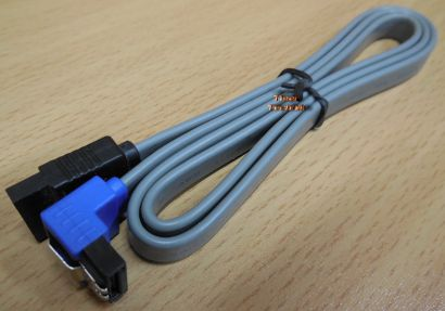 Fujitsu T26139-Y3958-V101 SATA Laufwerk HDD Kabel Grau* pz494