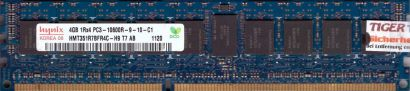 Hynix HMT351R7BFR4C-H9 T7 AB PC3-10600R 4GB DDR3 1333MHz Server Registered* r627