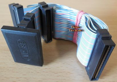 SCSI AWM STYLE 21057 90C 68Pin Ultra 320M COMPLIANT LVD SE TERMINATOR 80cm*pz498