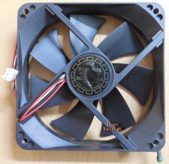 Yate Loon Electronics GP D12SH-12 CPU-Gehäuse Lüfter 120mm 3pol* GL99