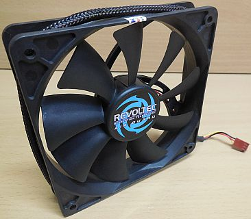 Revoltec AIR GUARD AG12012025-01 Gehäuselüfter 120mm Lüfter PC Computer* GL107