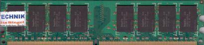 Hynix HYMP125U64AP8-Y5 AB-A PC2-5300 2GB DDR2 667MHz Arbeitsspeicher RAM* r637