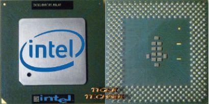 CPU Prozessor Intel Tualatin Celeron 1.2 GHz SL68P FSB100 Cache 256K c21