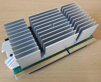 CPU Prozessor Intel Pentium III SL3XP 750 MHz FSB100 256KB Slot 1 Pentium 3*c966