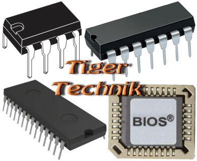 Asus F2A85-M LE Mainboad Bios Chip Bios Version 6504* mbbc01