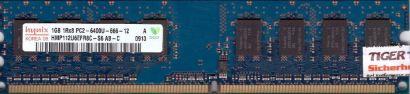 Hynix HMP112U6EFR8C-S6 AB-C PC2-6400U 1GB DDR2 800MHz Arbeitsspeicher RAM* r643