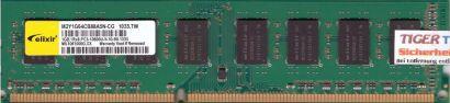 Elixir M2Y1G64CB88A5N-CG PC3-10600 1GB DDR3 1333MHz Arbeitsspeicher RAM* r647