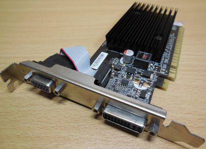 MSI N8400GS D256H MS V206 256MB DDR2 64 Bit PCI-E x16 DVI VGA* g377